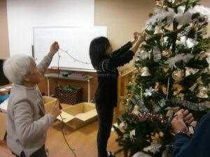≪デイ≫クリスマスツリー