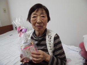 ≪特定≫母の日にプレゼント